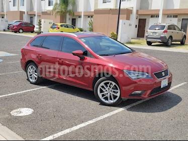 SEAT Leon Style 1.4T 150HP DSG usado (2016) color Rojo Montsant precio $235,000