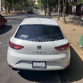 SEAT Leon Style 1.4T 150HP usado (2016) color Blanco Nieve precio $215,000