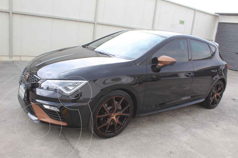 SEAT Leon Cupra usado (2020) color Negro precio $590,000
