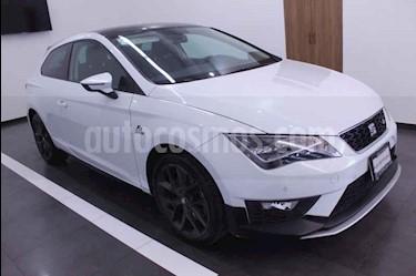 SEAT Leon FR 1.8T  180 HP DSG usado (2016) color Blanco precio $249,000