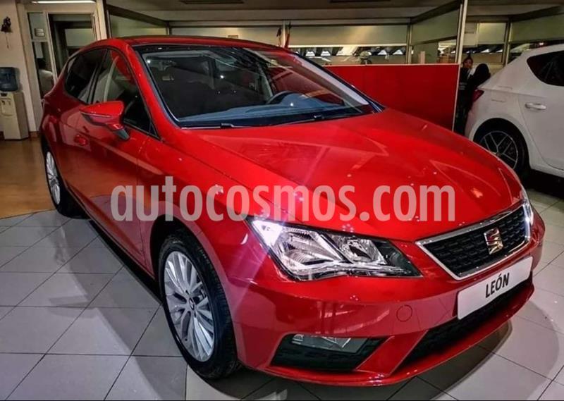 SEAT Leon Style 1.4T 150HP DSG nuevo color Rojo Emocion precio $392,200