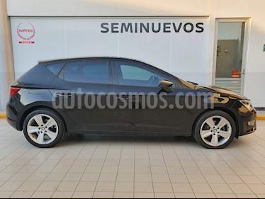 SEAT Leon FR 1.4T 150 HP DSG usado (2016) color Negro precio $245,000