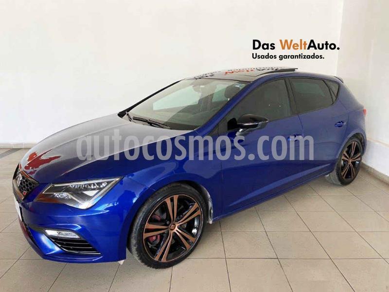 SEAT Leon Cupra usado (2019) color Azul precio $459,995