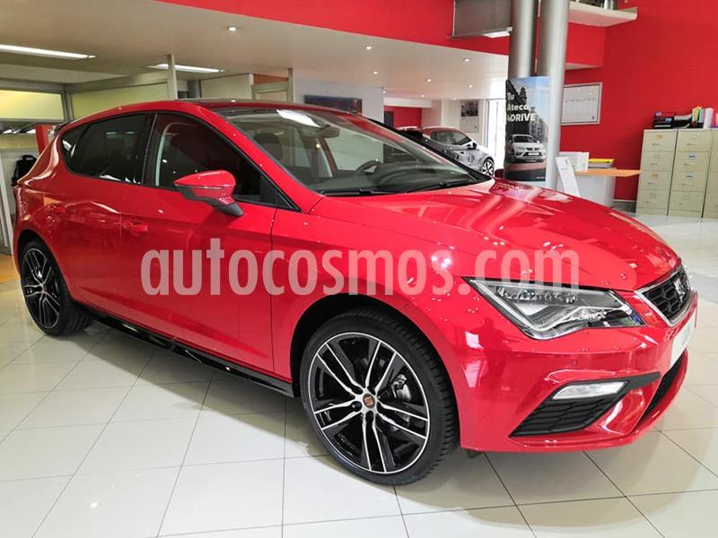 SEAT Leon FR 1.4T 150 HP nuevo color Rojo precio $419,600