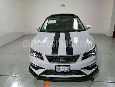 Foto SEAT Leon FR 1.8T usado (2018) color Blanco precio $349,900