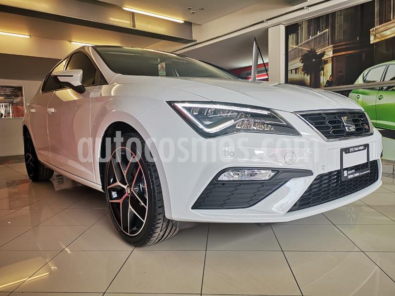 SEAT Leon FR 1.4T 150 HP nuevo color Blanco precio $409,600