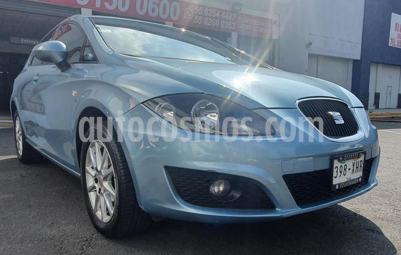 SEAT Leon 1.8T Style  usado (2010) color Azul Ada precio $135,000