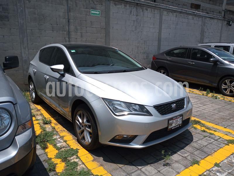 SEAT Leon Style 1.4T 150HP DSG usado (2016) color Plata precio $188,000