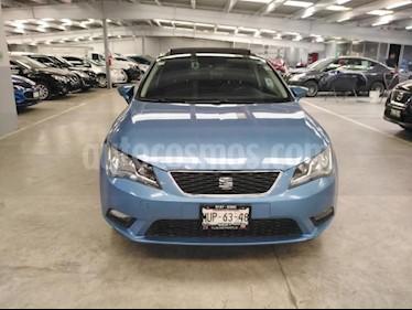 SEAT Leon 5P STYLE L4/1.4/T AUT usado (2015) color Azul precio $185,000