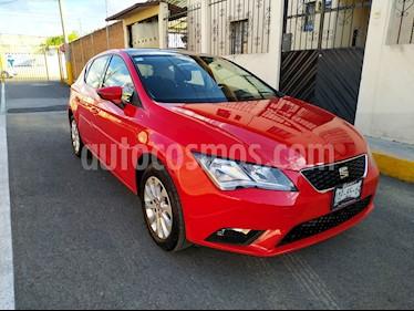 SEAT Leon 1.4T Style  usado (2016) color Rojo precio $190,000