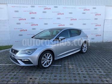 SEAT Leon FR 1.4T usado (2018) color Plata precio $339,000