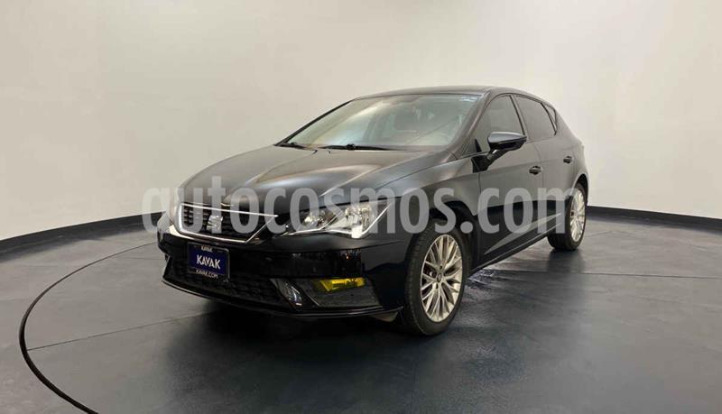 SEAT Leon FR 1.4T usado (2017) color Negro precio $262,999