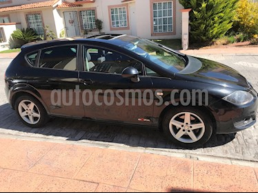 SEAT Leon Style 1.4T 10 anos usado (2012) color Negro Magico precio $123,090