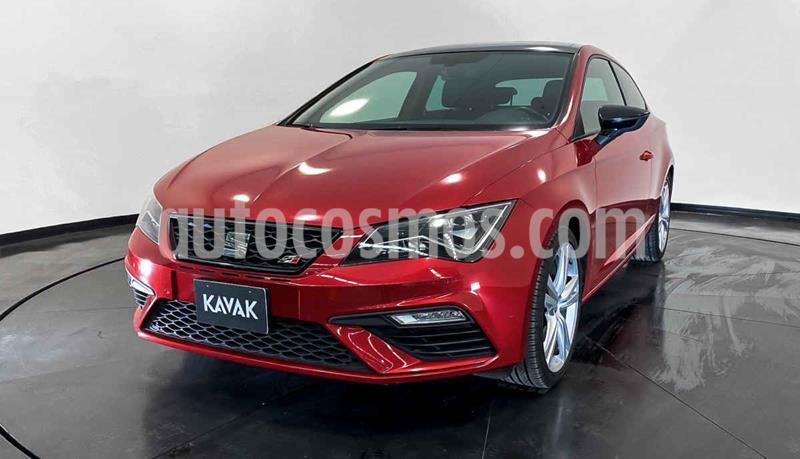 SEAT Leon Cupra usado (2018) color Rojo precio $405,999
