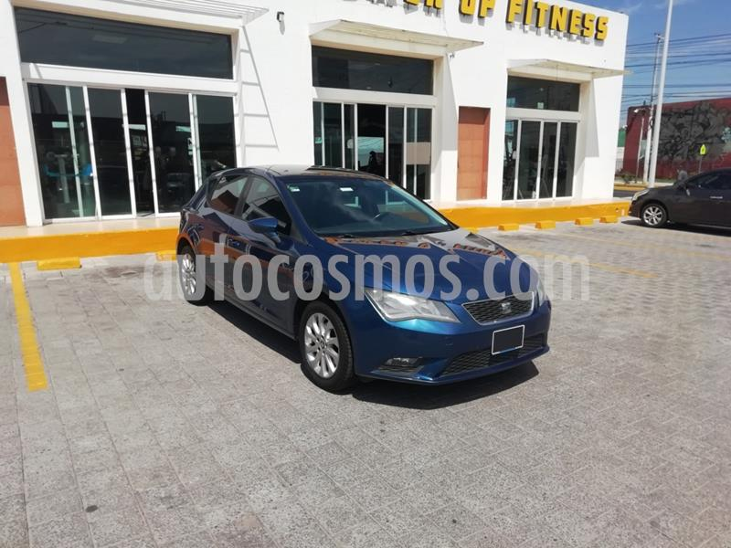 SEAT Leon 1.4T Style  usado (2014) color Azul precio $198,000