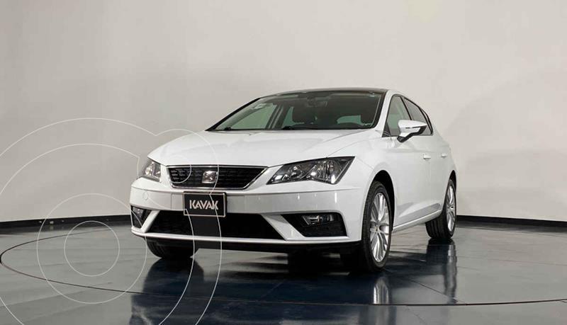 Foto SEAT Leon Style 1.4T 150HP DSG usado (2020) color Blanco precio $372,999