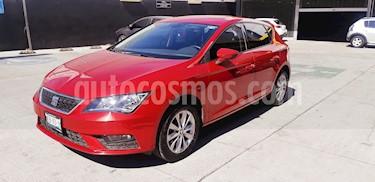 Foto SEAT Leon Style 1.4T 125 HP usado (2018) color Rojo Emocion precio $243,900