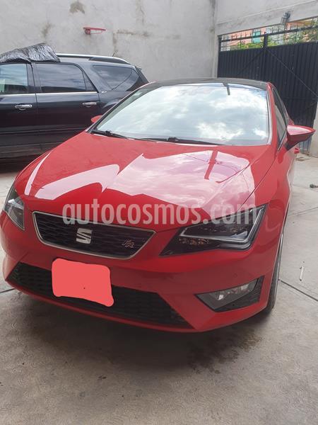 SEAT Leon FR 1.4T 150 HP usado (2016) color Rojo precio $240,000