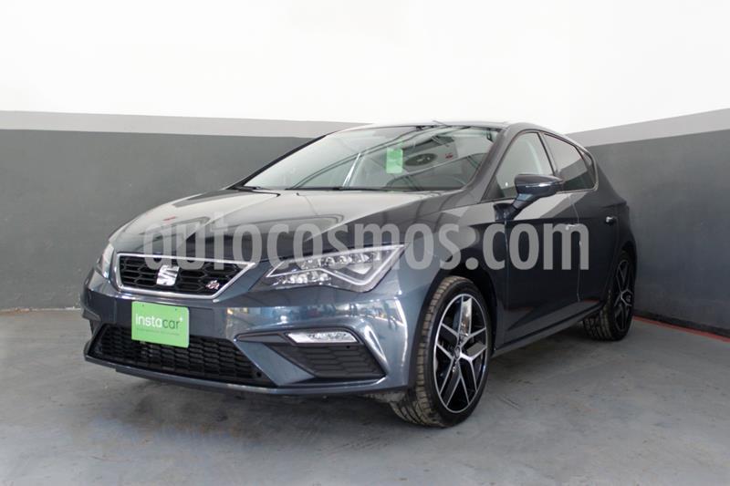 SEAT Leon FR 1.4T 150 HP DSG usado (2019) color Gris precio $367,000