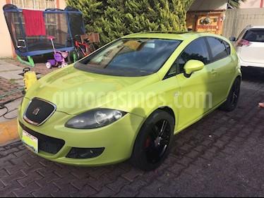 Foto SEAT Leon Reference 1.4T 122 HP usado (2010) color Verde precio $101,500