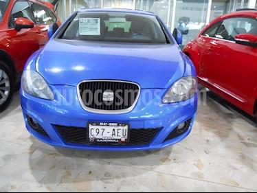 Foto venta Auto Seminuevo SEAT Leon Stylance 1.8T DSG (2010) color Azul precio $140,000
