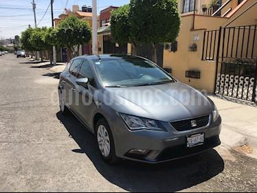 Foto venta Auto usado SEAT Leon Style 1.4T 122 HP (2014) color Gris precio $190,000