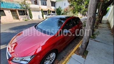 Foto venta Auto usado SEAT Leon Style 1.4T 150HP DSG (2017) color Rojo precio $235,000