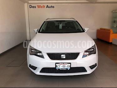 Foto SEAT Leon Style 1.4T  usado (2016) color Blanco precio $245,000