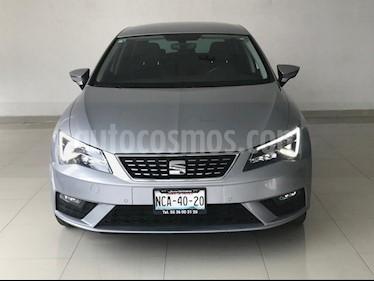 Foto venta Auto usado SEAT Leon Xcellence 1.4T 150HP DSG (2018) color Plata precio $299,000