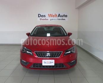 Foto venta Auto usado SEAT Leon Xcellence 1.4T 150HP DSG (2018) color Rojo Emocion precio $344,447