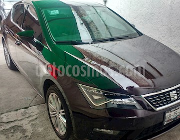 SEAT Leon Xcellence 1.4T 150HP DSG usado (2018) color Marron precio $305,000