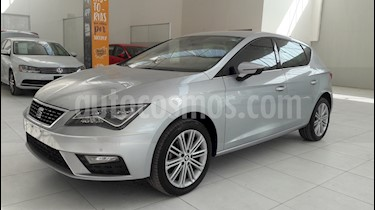 Foto venta Auto usado SEAT Leon Xcellence 1.4T 150HP DSG (2018) color Gris precio $314,000