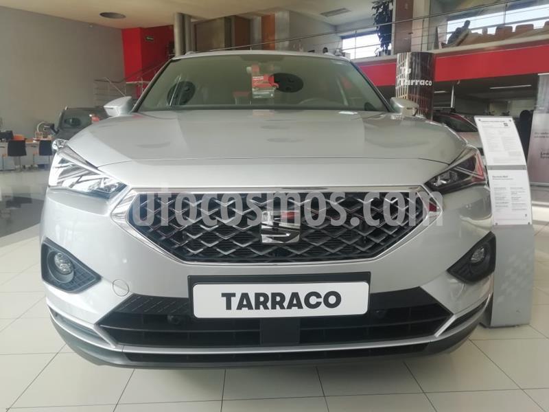 SEAT Tarraco Xcellence 1.4 TSI DSG nuevo color Plata Reflex precio $611,001