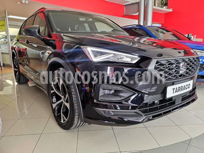 SEAT Tarraco FR 1.4 TSI DSG nuevo color Negro precio $603,900