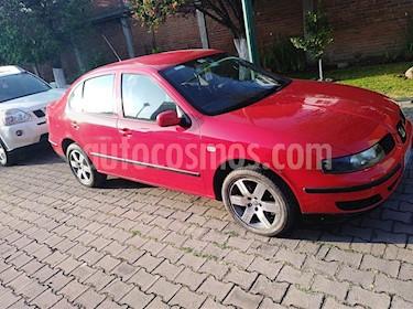 Foto venta Auto usado SEAT Toledo 1.8 Signo (125Hp) (2003) color Rojo precio $59,000
