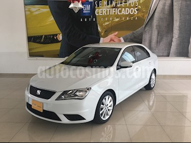 Foto venta Auto usado SEAT Toledo 4p Reference L4/1.6 Man sin B.T. (2018) color Blanco precio $225,900