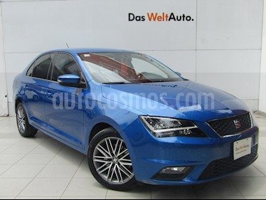 Foto venta Auto usado SEAT Toledo Advance DSG (2017) color Azul Oceano precio $245,000