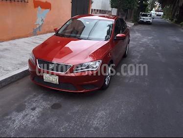 SEAT Toledo Entry usado (2015) color Rojo Autentico precio $133,000