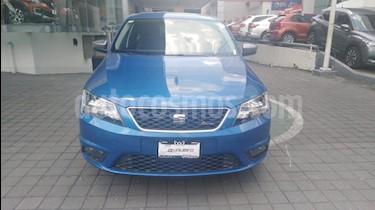 Foto venta Auto usado SEAT Toledo FR Line (2018) color Azul Mediterraneo precio $285,000