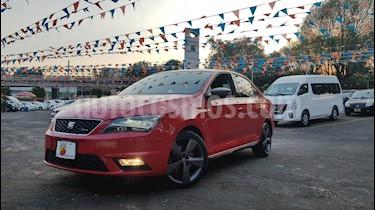 Foto venta Auto usado SEAT Toledo FR Line (2017) color Rojo precio $229,990