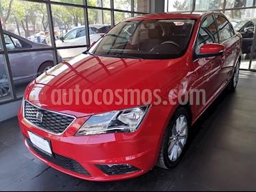 SEAT Toledo Style usado (2018) color Rojo Burdeos precio $224,000