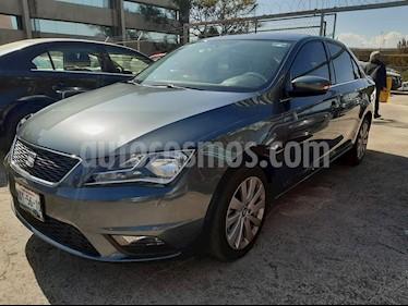 SEAT Toledo Style usado (2017) color Gris precio $210,000