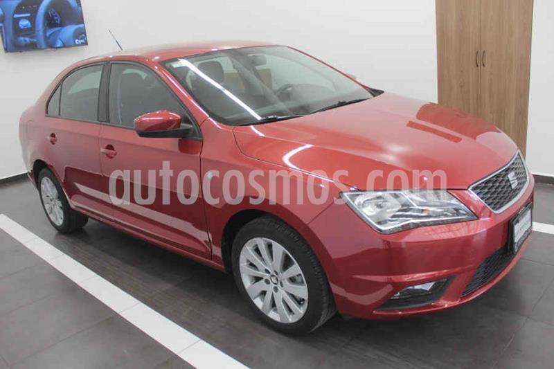 SEAT Toledo Style usado (2015) color Rojo precio $179,000