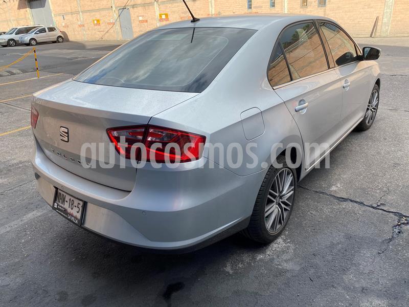 SEAT Toledo Xcellence DSG usado (2018) color Gris Platino precio $214,000