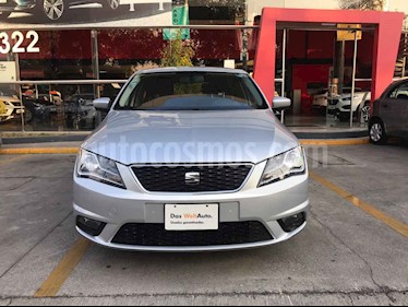 SEAT Toledo 4p Style L4/1.2/T Man usado (2016) color Plata precio $180,000