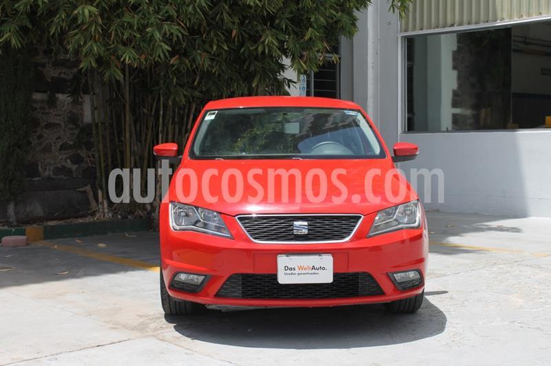 SEAT Toledo Style usado (2017) color Rojo precio $199,000