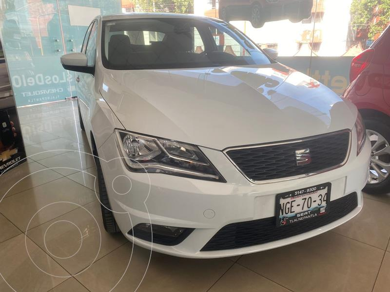 Foto SEAT Toledo Style DSG 1.4L usado (2018) color Blanco precio $220,000