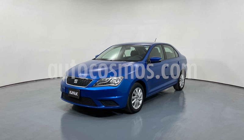 SEAT Toledo Reference Tiptronic usado (2017) color Azul precio $192,999