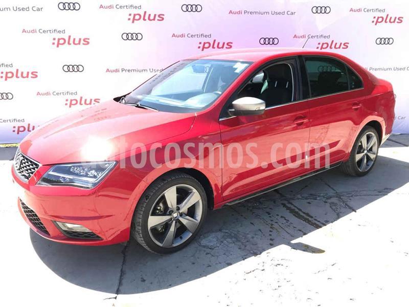 SEAT Toledo FR Line usado (2018) color Rojo precio $228,000