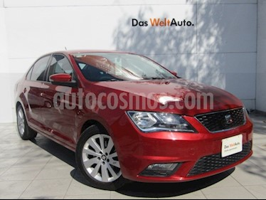 SEAT Toledo Style usado (2016) color Rojo Burdeos precio $198,000
